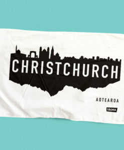 Christchurch Tea Towel
