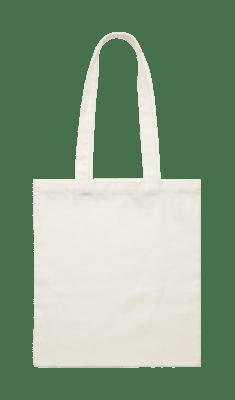 Parcel Tote Bag Printing Cream