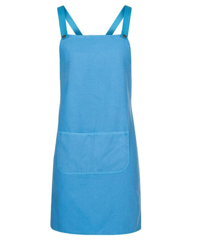 Cotton Apron Branding Embroidery