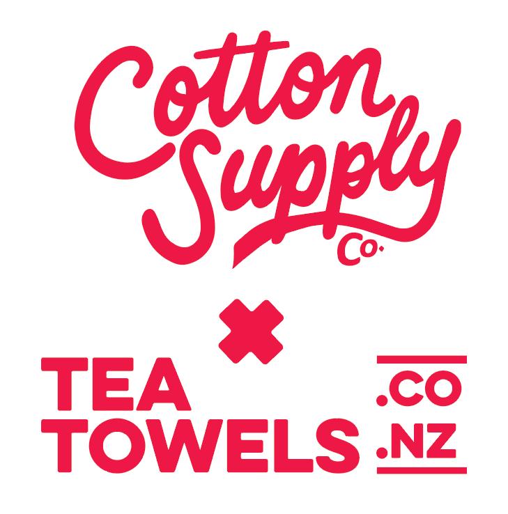 custom printed tea towels buy online